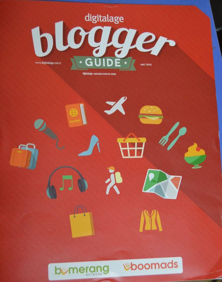 bloggerdış