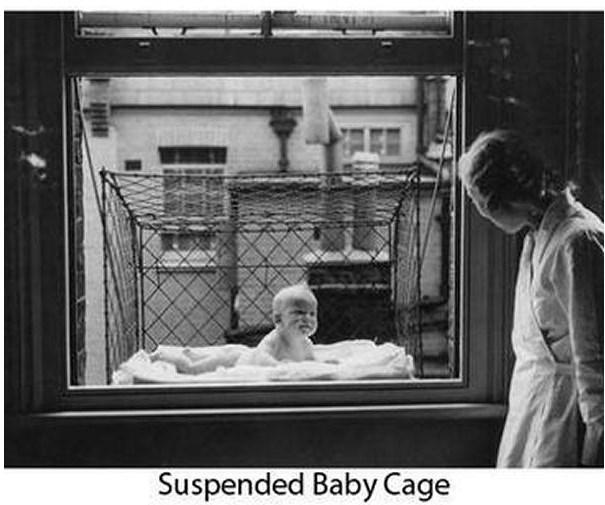 bebek kafes askısı