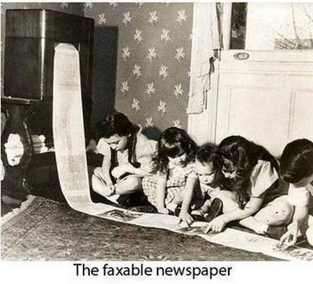 faks gazetesi