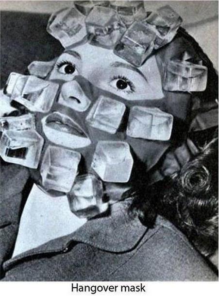 geceden kalanlar için maske