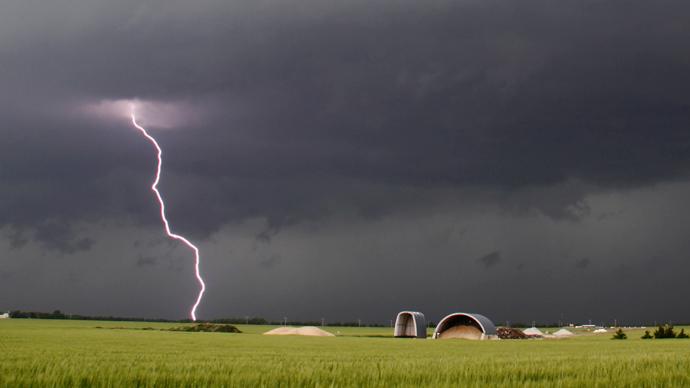 lazer ve yağmur yağdırma -gerçek bilim
