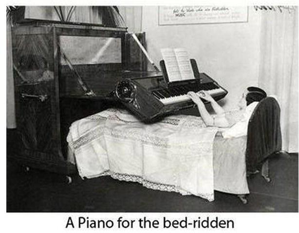 yatak piyanosu