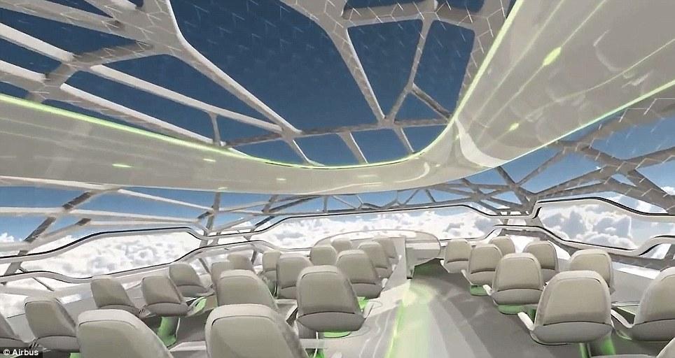 airbus 2050 yılı-gerçek bilim