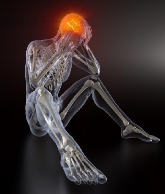 beyin ağrıyı azaltıyor-gerçek bilim