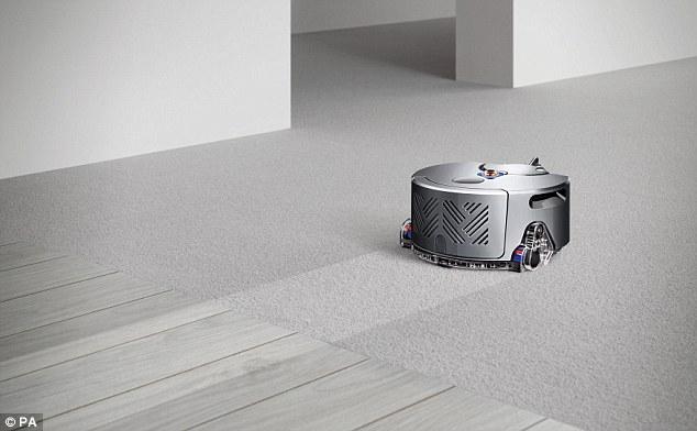 dyson robot süpürge-gerçek bilim