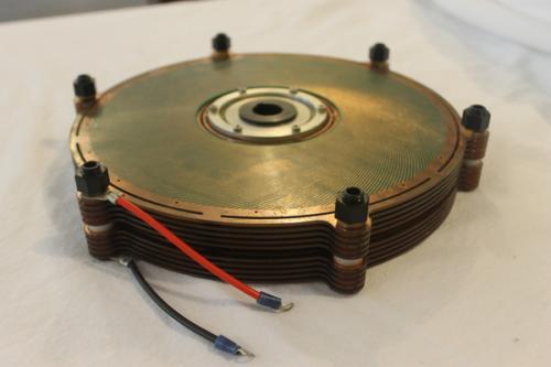 elektrostatik motor-gerçek bilim