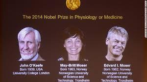 2014 tıp ödülü