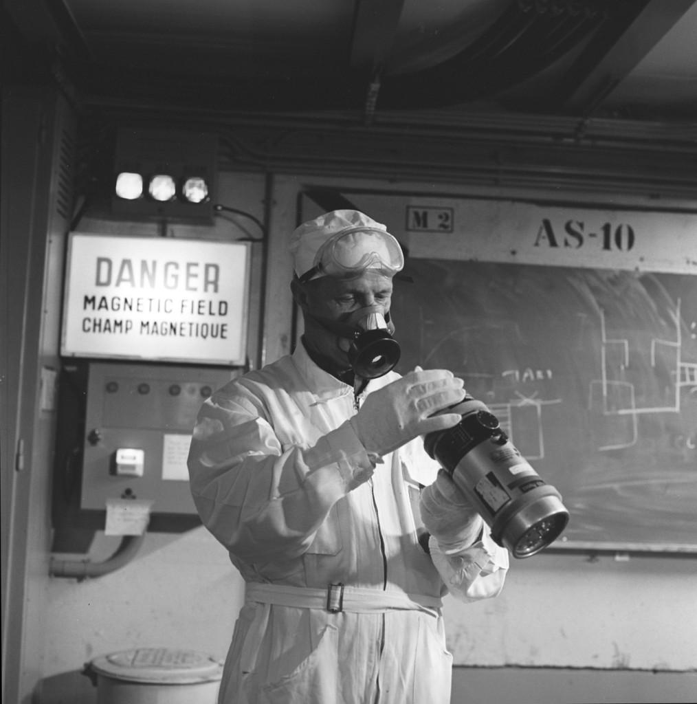 Radyoaktivite testi senkrotron