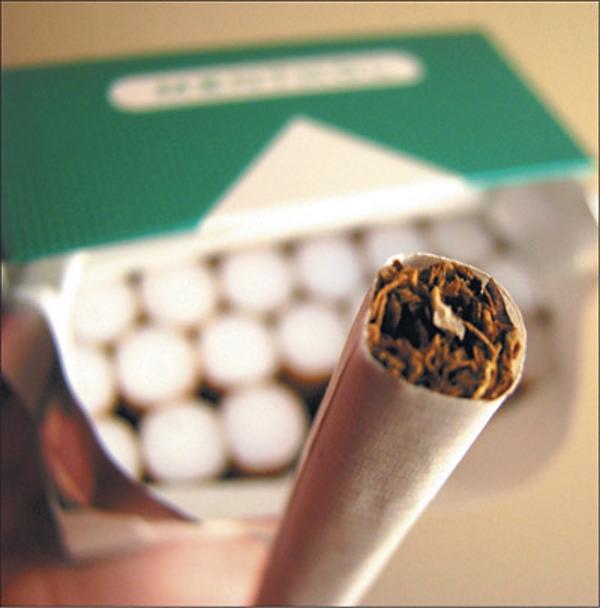mentollü sigara