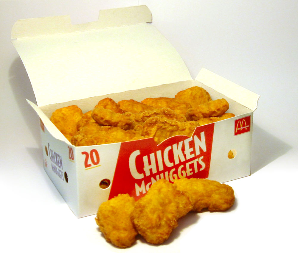 mac nuggets