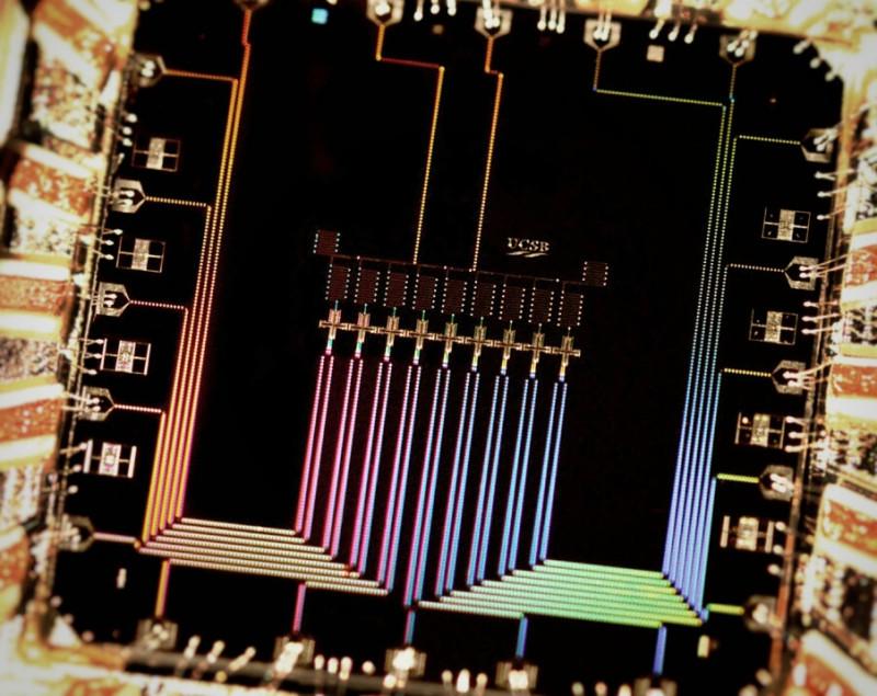 9 kübit kuantum bilgisayarı
