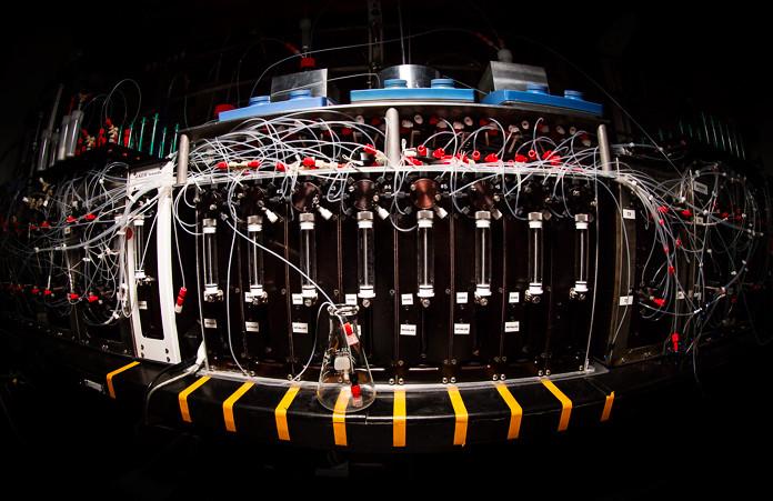 molekül makinesi