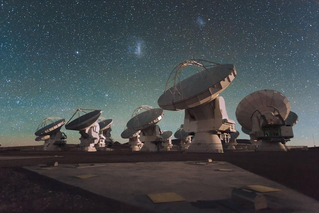 ALMA teleskopu