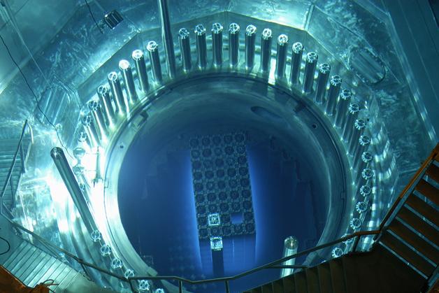 toryum reaktör havuz