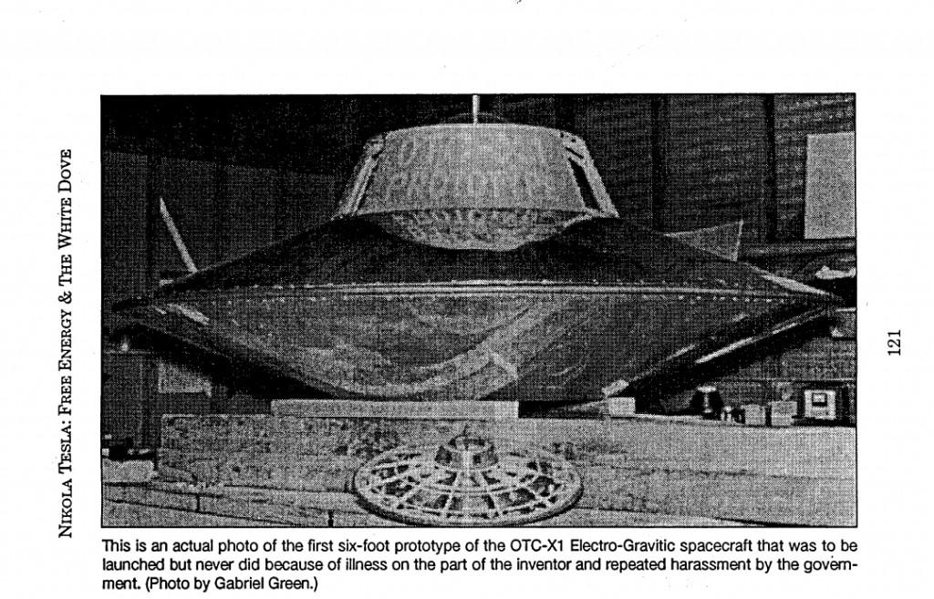 tesla-otis ufo