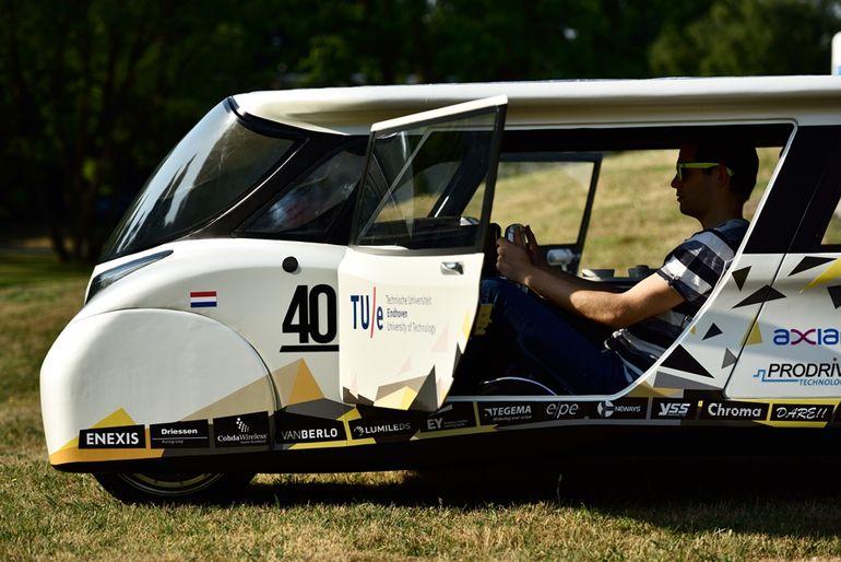 güneş enerjisi aile arabası-gerçek bilim