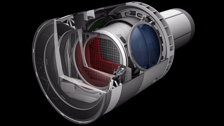 en büyük kamera-gerçek bilim