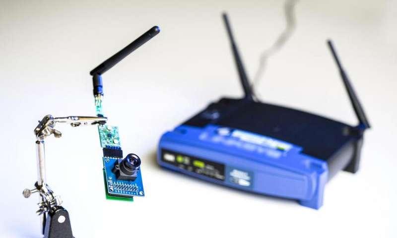 wifiden kablosuz enerji