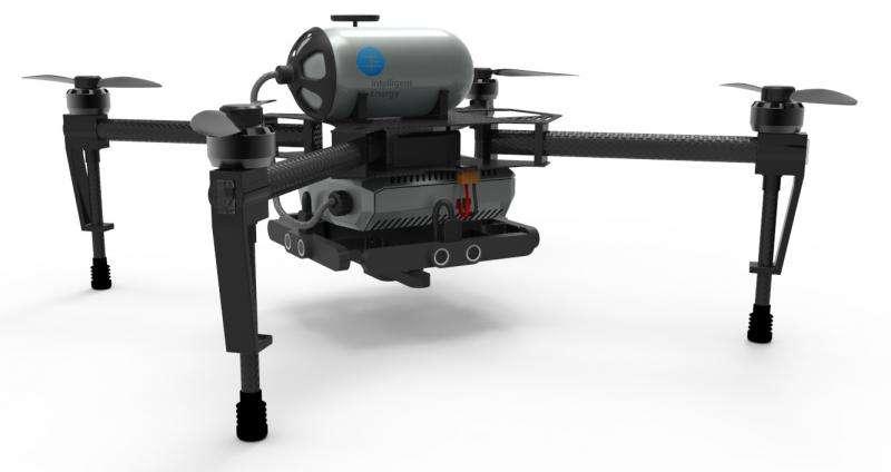 drone hidrojen