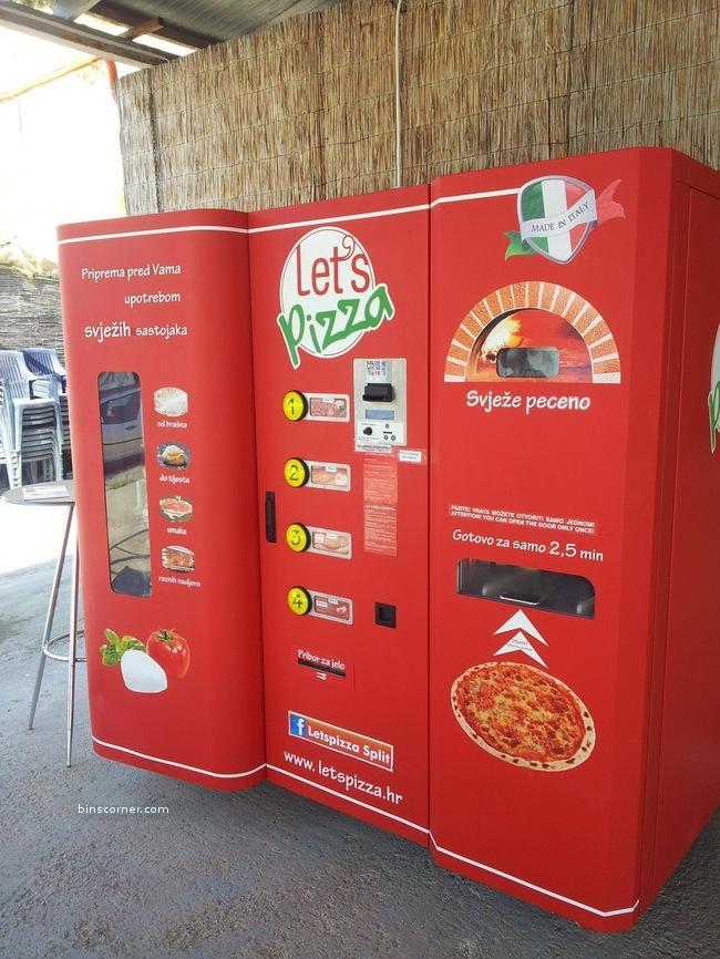 pizza makinesi