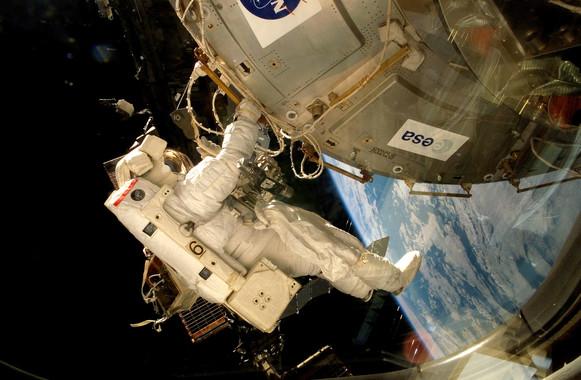 uzay koşulları-gerçek bilim