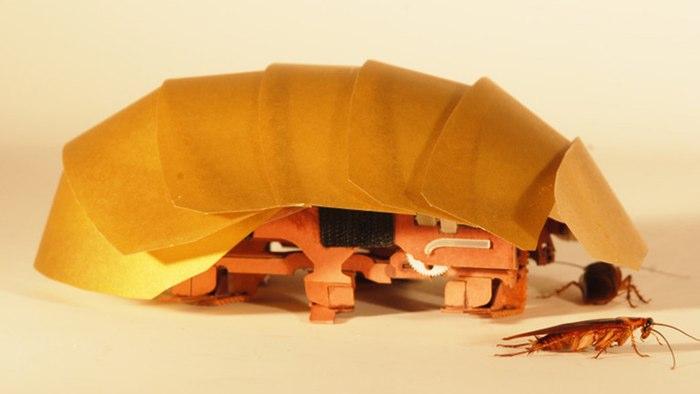 hamamböceği robotCRAM