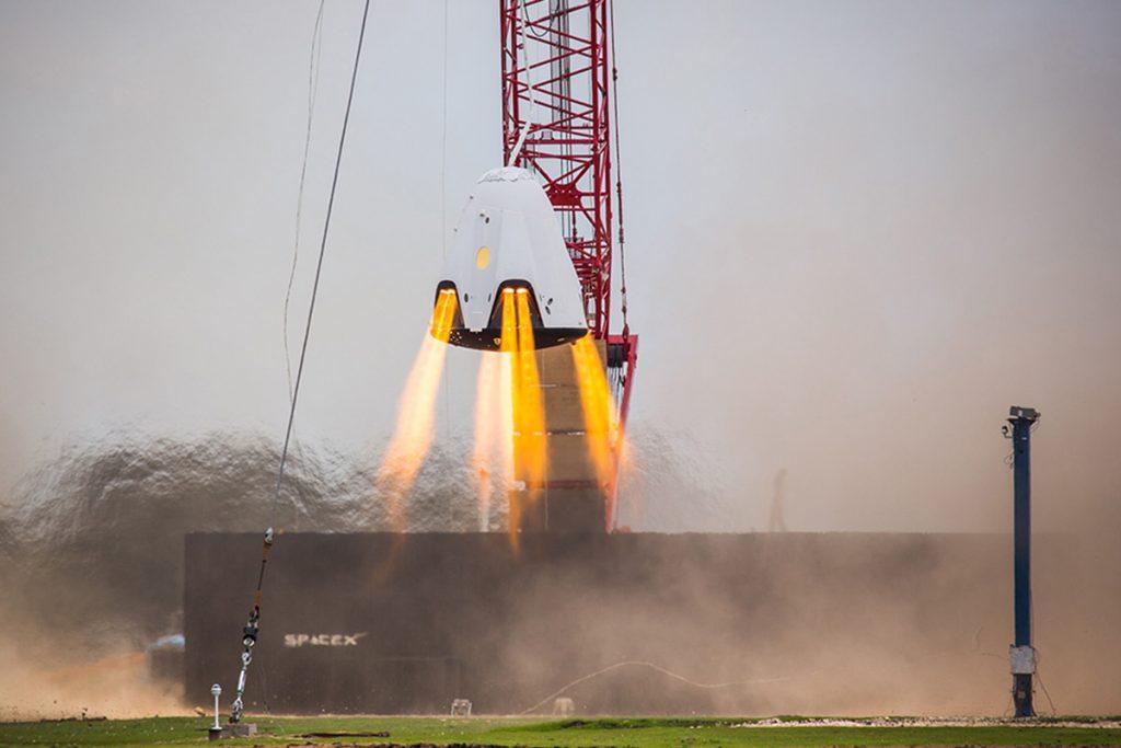 mars görevi spacex