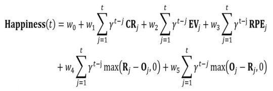 mutluluk denklemi