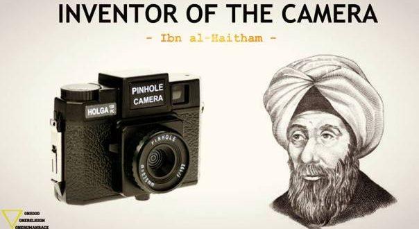 Fotoğraf Makinesinin Babası İbn-i Heysem