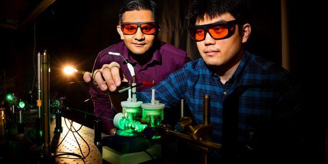 Yapay Fotosentezle Karbondioksitten Sıvı Yakıt Elde Edildi