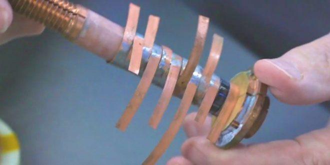 Bu Minyatür Mıknatıs 45,5 Tesla Gücüyle Rekor Kırdı