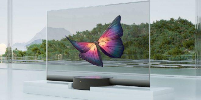 Xiaomi Dünyanın İlk Şeffaf OLED Televizyonunu Piyasaya Sürüyor